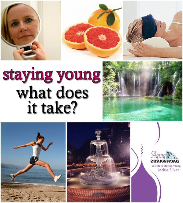 Staying Young- What Does It Take? post image