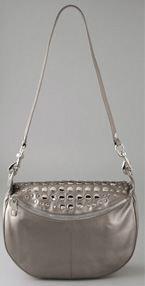 Rebecca MInkoff, bag, handbag, studded bag, fashion, style