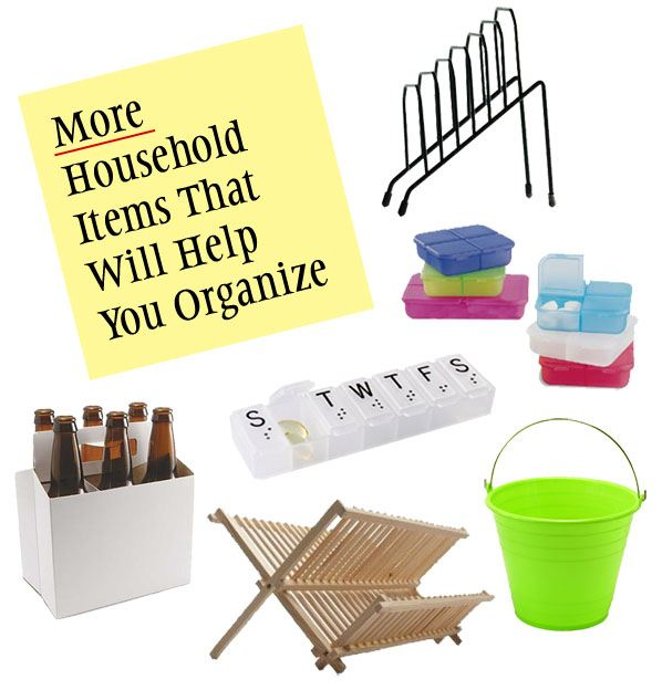 More Household Items That Will Help You Organize post image