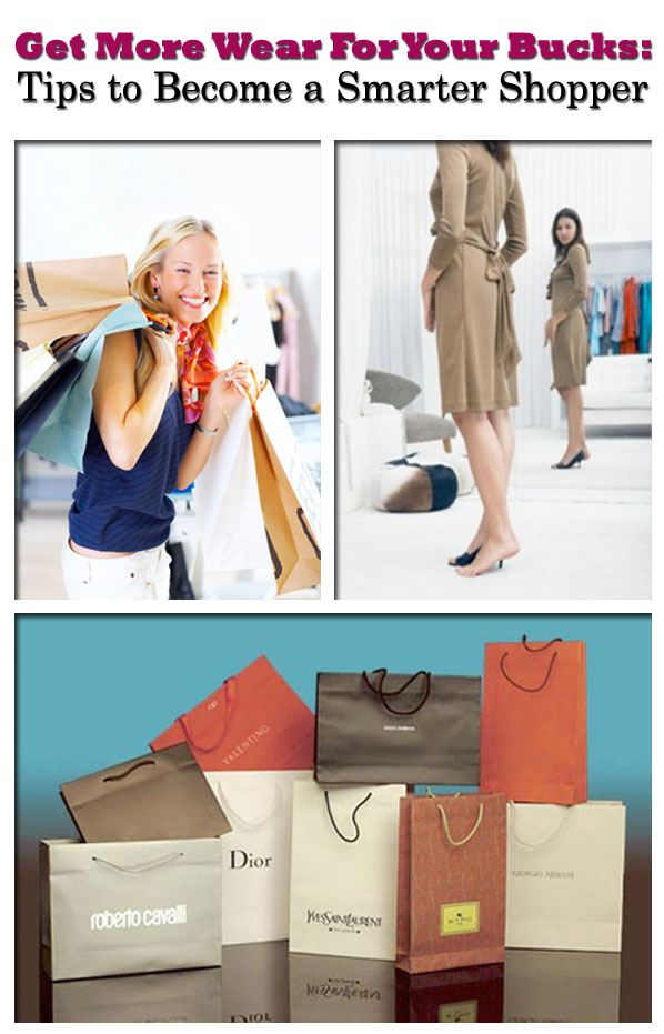Get More Wear For Your Bucks: Tips to Be a Smarter Shopper post image