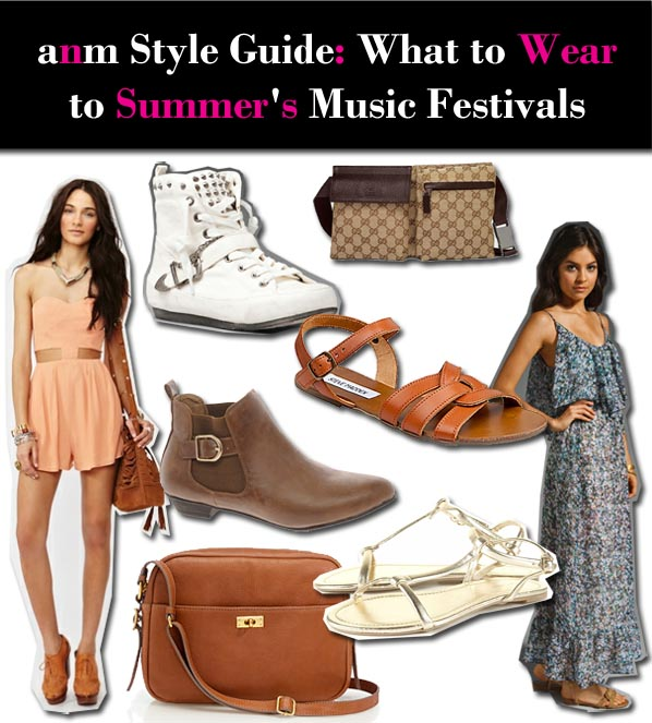 ANM Style Guide: What to Wear to Summer's Music Festivals post image