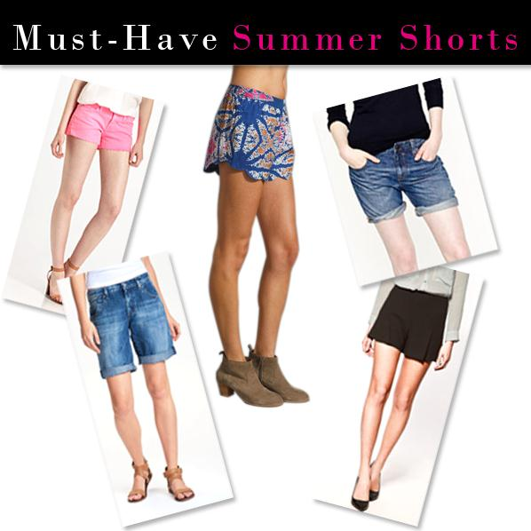 Must-Have Summer Shorts post image