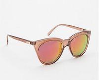 Le Specs halfmoon sunglasses