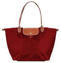 Longchamp Personalized Le Pliage Tote