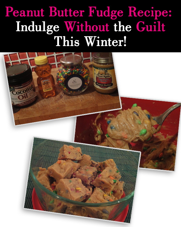 Peanut Butter Fudge Recipe: Indulge Without the Guilt This Winter! post image