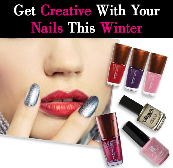 Get Creative With Your Nails This Winter post image