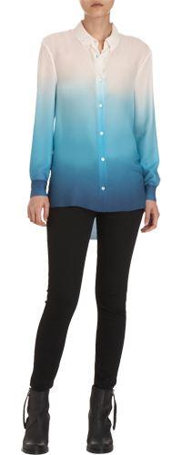 degrade blouse