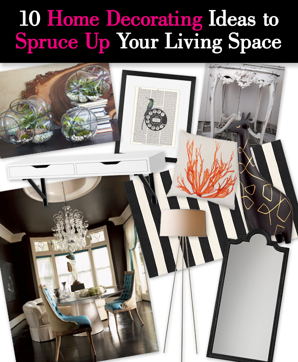 10 Home Decorating Ideas to Spruce Up Your Living Space post image