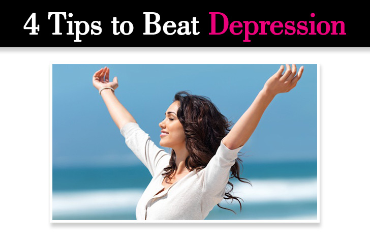 Four Tips to Beat Depression post image