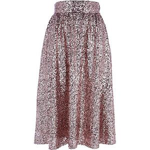 river island sequin skirts