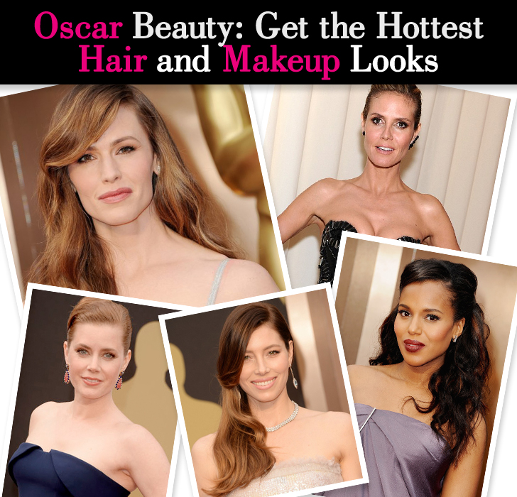 Oscar Beauty: Get the Hottest Celebrity Hair and Makeup Looks post image