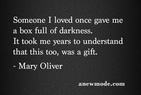 box of darkness quote