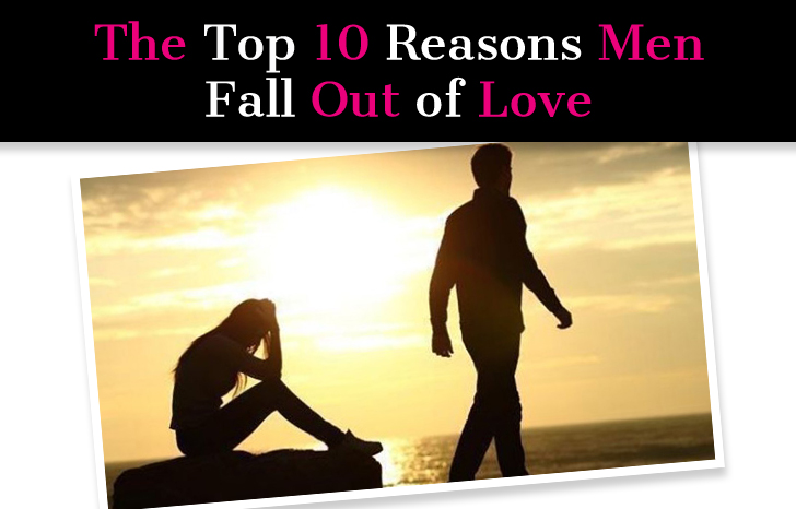 What makes a person fall out of love